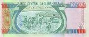 10,000 Pesos – reverse