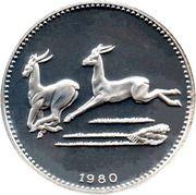 2000 Ekuele (Impalas) – reverse