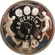 2000 Ekuele (Soccer Games Argentina 1978) – reverse