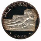 100 Pesetas Guineanas (Maja Desnuda) – reverse