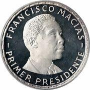 200 Pesetas Guineanas (Francisco Macias) – reverse