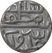 ½ Tanka - Shams-ud-din Muzaffar Shah II – reverse