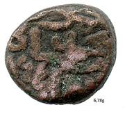 ¾ Falus - Nasir al-din Mahmud Shah I (862-917) – obverse