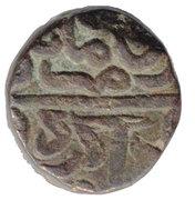 1 Tanka - Shams al-Din Muzaffar Shah III – obverse