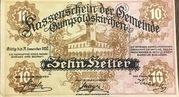 10 Heller (Gumpoldskirchen) -  obverse