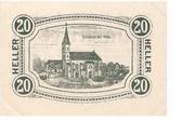 20 Heller (Gunskirchen) -  reverse