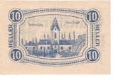 10 Heller (Gunskirchen) -  reverse