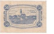 50 Heller (Gunskirchen) -  reverse