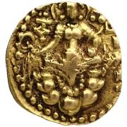 Dinar - Chandragupta II (375-415) – reverse