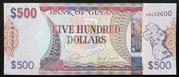 500 Dollars – obverse