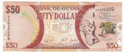 50 Dollars (Independence) – obverse