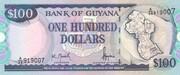 100 Dollars – obverse
