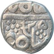 Rupee - Madho Rao II (Bhilsa Mint) – obverse