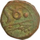 1 Paisa - Mahadji Rao (Jawad mint) – reverse