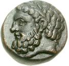 Bronze Æ18 – obverse