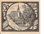 30 Heller (Haag) -  reverse