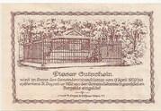 50 Heller (Hadersdorf- Weidlingau) – reverse
