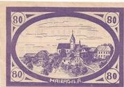80 Heller (Haibach bei Aschach) -  reverse