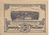 20 Heller (Haidershofen) -  obverse