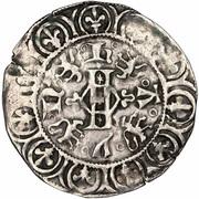 Groat - Guillaume II – obverse