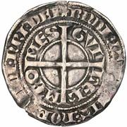 Groat - Guillaume II – reverse