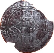 Plaque au lion (ou double gros ou gros vaillant) - Guillaume III de Baviére – obverse