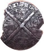 Plaque au lion (ou double gros ou gros vaillant) - Guillaume III de Baviére – reverse