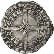 Plaque aux Evangélistes - Guillaume III De Bavière – reverse