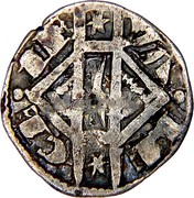 Maille - Johanna of Constantinople – obverse