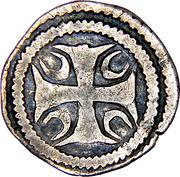 Maille - Johanna of Constantinople – reverse