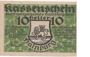 10 Heller (Hainburg) -  obverse