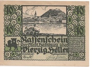 40 Heller (Hainburg) -  obverse