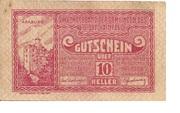 10 Heller (Zweckverband der Gemeinden des G.Bez. Hainfeld) -  obverse