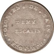 ½ Escalin -  reverse