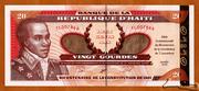 20 Gourdes (Bicentennial) – obverse