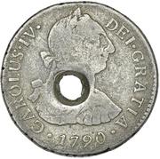 ¼ Dollar -  obverse