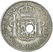 ¼ Dollar -  reverse