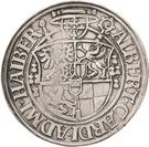 1 Thaler - Albrecht von Brandenburg – obverse