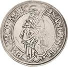 1 Thaler - Albrecht von Brandenburg – reverse