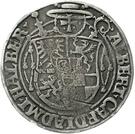 ½ Thaler - Albrecht von Brandenburg – obverse