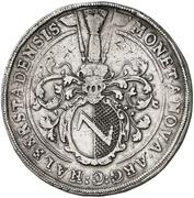 2 Thaler (Doppelter Reichstaler) -  obverse