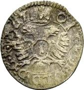 1 Kreuzer - Johann Lucius – reverse