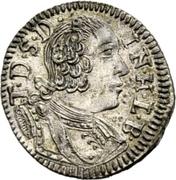 1 Kreuzer - Thomas III – obverse