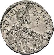5 Soldi - Thomas III – obverse