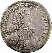 60 Kreuzer - Georg Philip – obverse