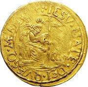 1 Goldgulden - Thomas I – reverse