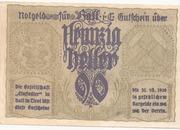 90 Heller (Hall in Tirol - Einsiedler) – obverse