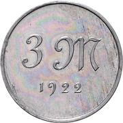 3 Mark (Pattern) – reverse