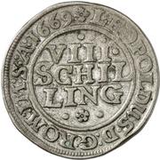 8 Schilling – reverse