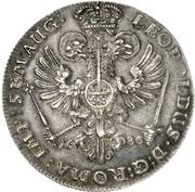 1 Taler (Peace of Nijmegen) – reverse